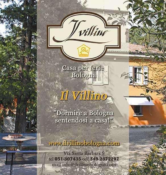 Brochure Il Villino Bologna