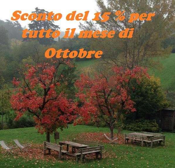 Offerta ottobre a Bologna