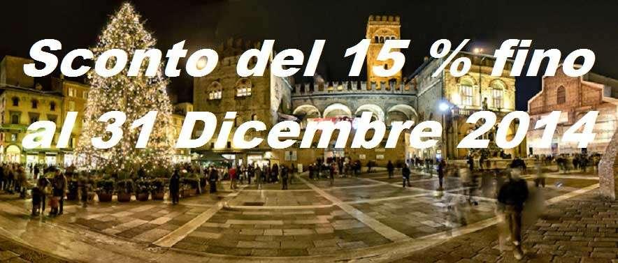 Offerta mese dicembre Bologna