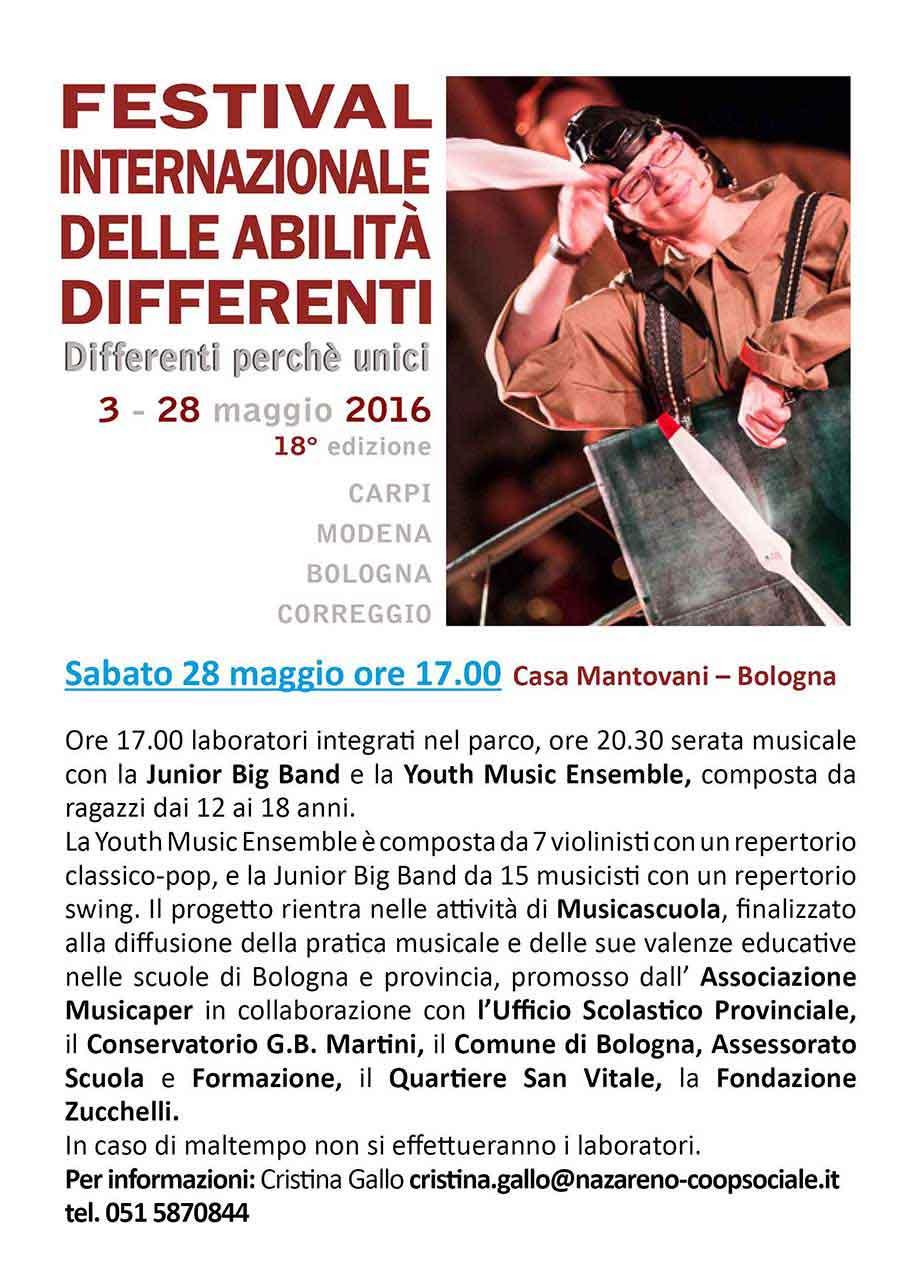 28 maggio Bologna